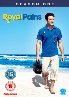Royal Pains 2009 DVD Cover.PNG