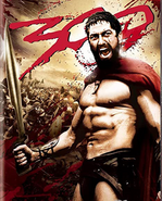 300 2007 Poster