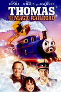 Thomas and the Magic Railroad 2000 Poster