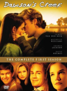 Dawson's Creek 1998 DVD Cover