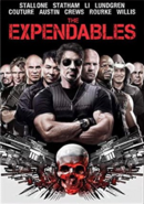 The Expendables 2010 DVD Cover