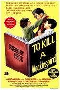 To Kill a Mockingbird 1962 Poster