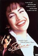 Selena 1997 DVD Cover