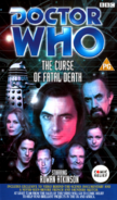 Doctor Who The Curse of Fatal Death 1999 VHS Cover
