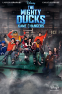 Disney The Mighty Ducks Game Changers 2021 Poster
