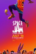 Space Jam A New Legacy 2021 Poster