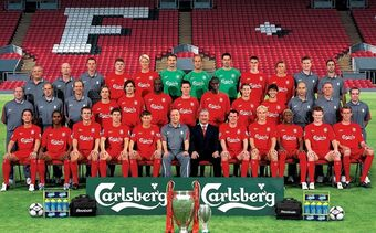 2005 06 Season Liverpool Fc Wiki Fandom