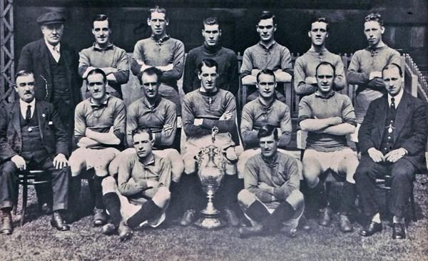 1921-22 season