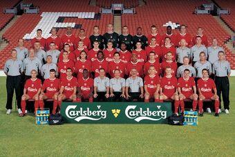 2002 03 Season Liverpool Fc Wiki Fandom