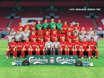 2004 05 Season Liverpool Fc Wiki Fandom