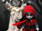 LDD Presents Scary Tales: Little Red Riding Hood