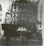 Esglesia de Sant Fruitós decada de 1920