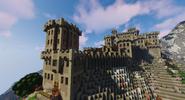Admin Burg von außen