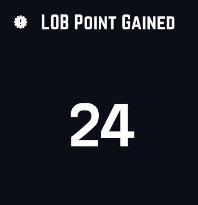 LOB Points (Legacy)
