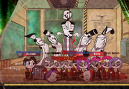 The Silent Orchestra Band