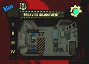 BehaviorAdjustmentContainment