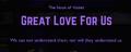 VioletNoonGreatLoveForUsEnding