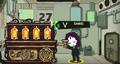 Level 5 employee using Backward Clock