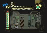 TrainingStandardDummyRabbitContainment