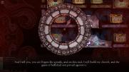 Plague Doctor Clock