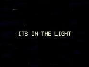 Itsinthelight