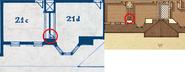 Gender Door Location