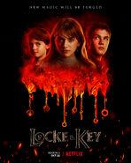 Locke & Key S2 Poster