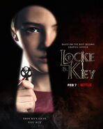 Locke & Key Character poster Bode Locke