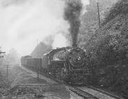 SOU4505 on saluda grade aug 3 1950