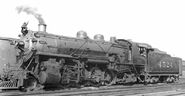 Southern railway 4524