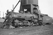 Southern railway 4617