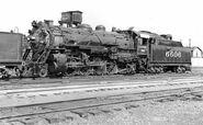 Southern railway 6606