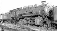 Southern railway 6607