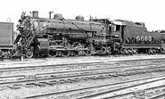 Southern railway 6603