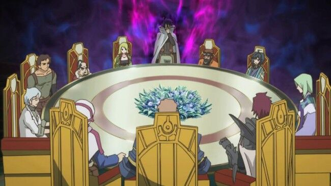 Round Table Alliance Log Horizon Wiki, Explain First Round Table Conference