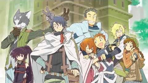 Log Horizon ログ・ホライズン Opening Full HD - Database