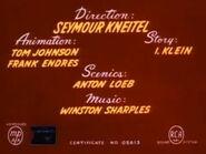 Private Eye Popeye - 1954 - MPAA