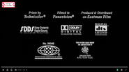 The Other Sister MPAA Credits