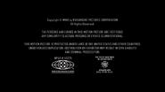 Shutter Island MPAA Card