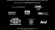 Shrek 2 2004 Credits (White Logos)