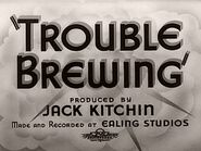 Trouble Brewing - 1939 - RCA