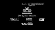 Blade Trinity MPAA Card