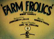 Farmfrolics