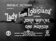 Lady from Louisiana - 1941 - MPAA