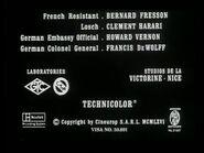 Triple Cross - 1967 - MPAA