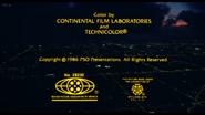 Flight of the Navigator - 1986 - MPAA