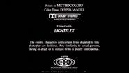 Dream Lover MPAA Card