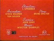 Winner by a Hare - 1953 - MPAA