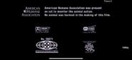 The Negotiator MPAA Card