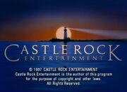 Castle Rock Entertainment Television 1997 bylineless
